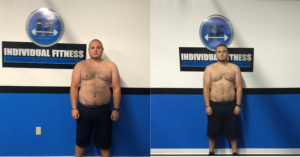 Client of the Month October 2019 - Matt Clifton